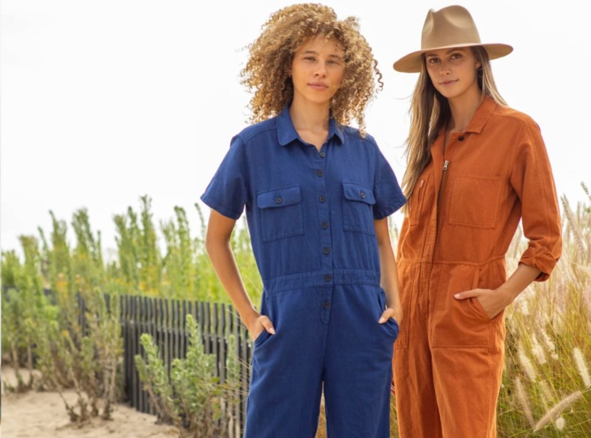 Sustainable clothing from Outerknown