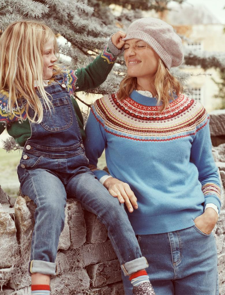 Sustainable clothing from Boden
