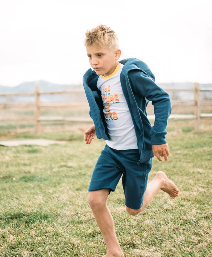 Sustainable clothing from Pact