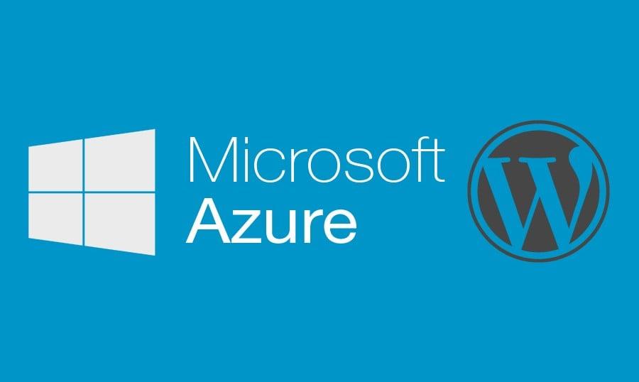wordpress i Windows Azure da çok rahat kullanabilirsiniz.