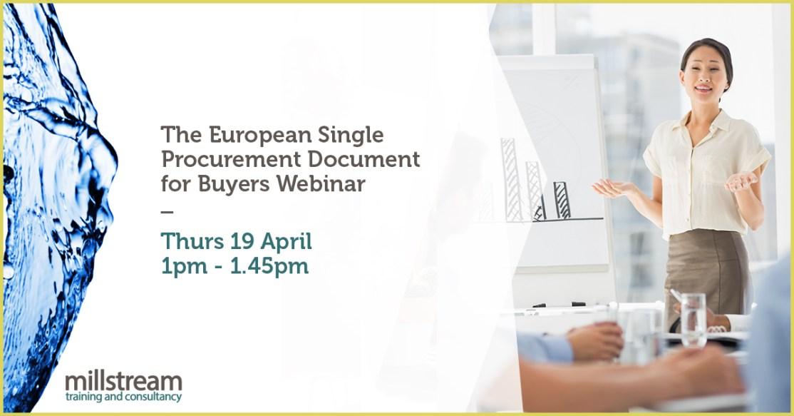 ESPD Buyer Webinar