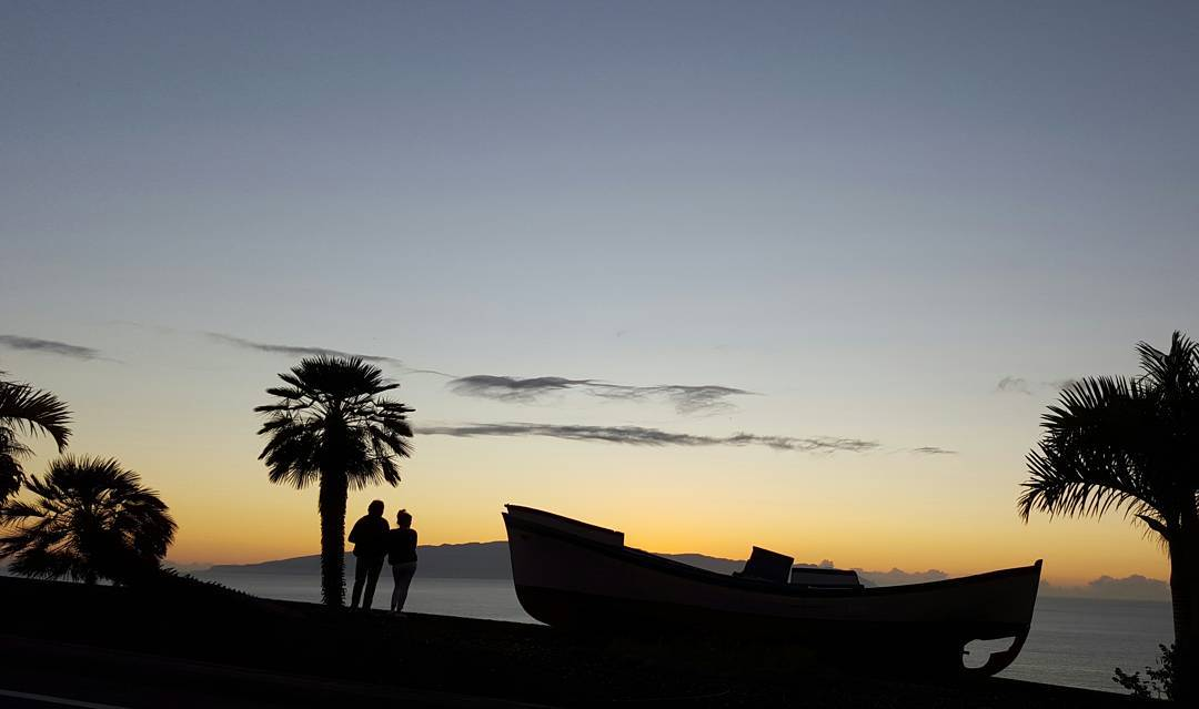 Meeting sunset on a romantic VIP private tour with Tenerife Host in Tenerife, Canary Islands