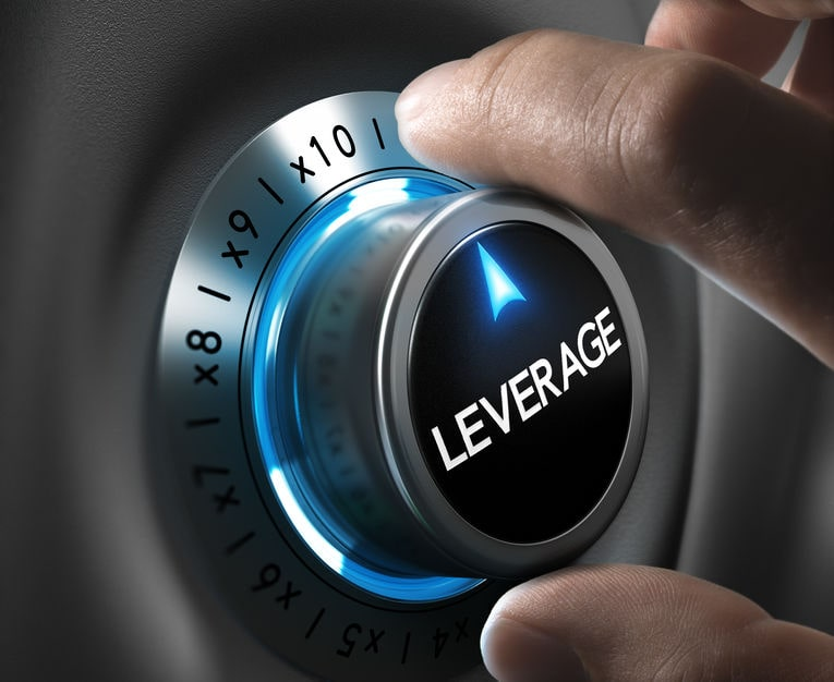 Maximizing Leverage for Optimal Growth