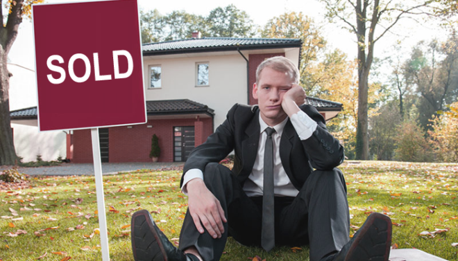 you don't want to sell your house