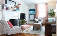 DAVE + AUDREY PROJECT REVEAL: THE LIVING ROOM