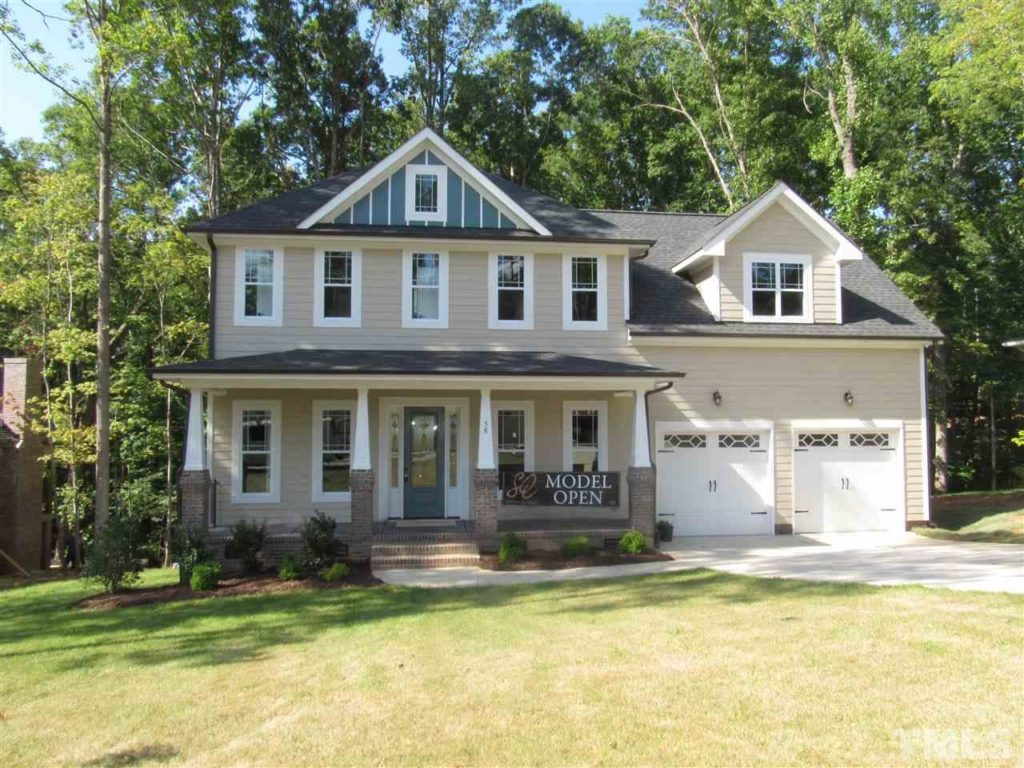 new construction home in Flowers Plantation