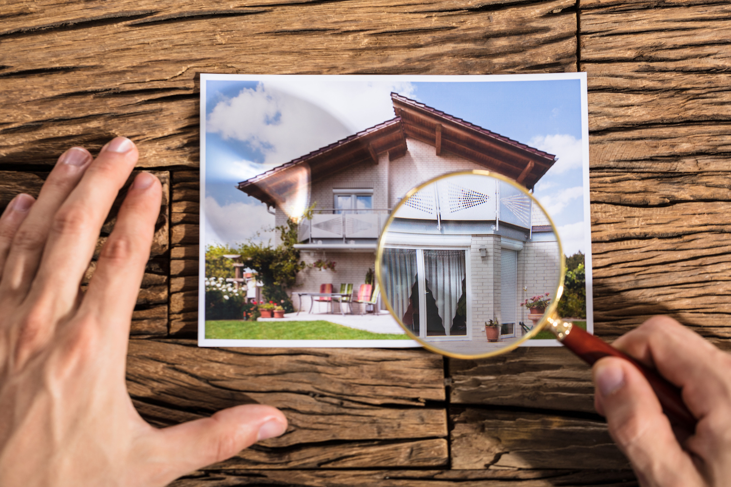 taking a closer look at what a home has to offer