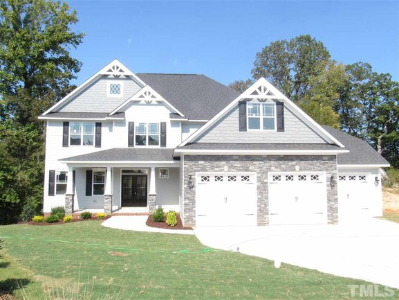 beautiful new home at knolls at the neuse