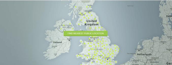map UK ok