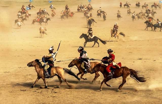 Los mongoles y el origen del cuidado dental veterinario de los caballos
