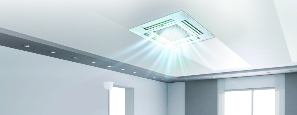 medium resolution of ceiling cassette air conditioner