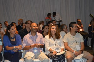 Opening Session Audience