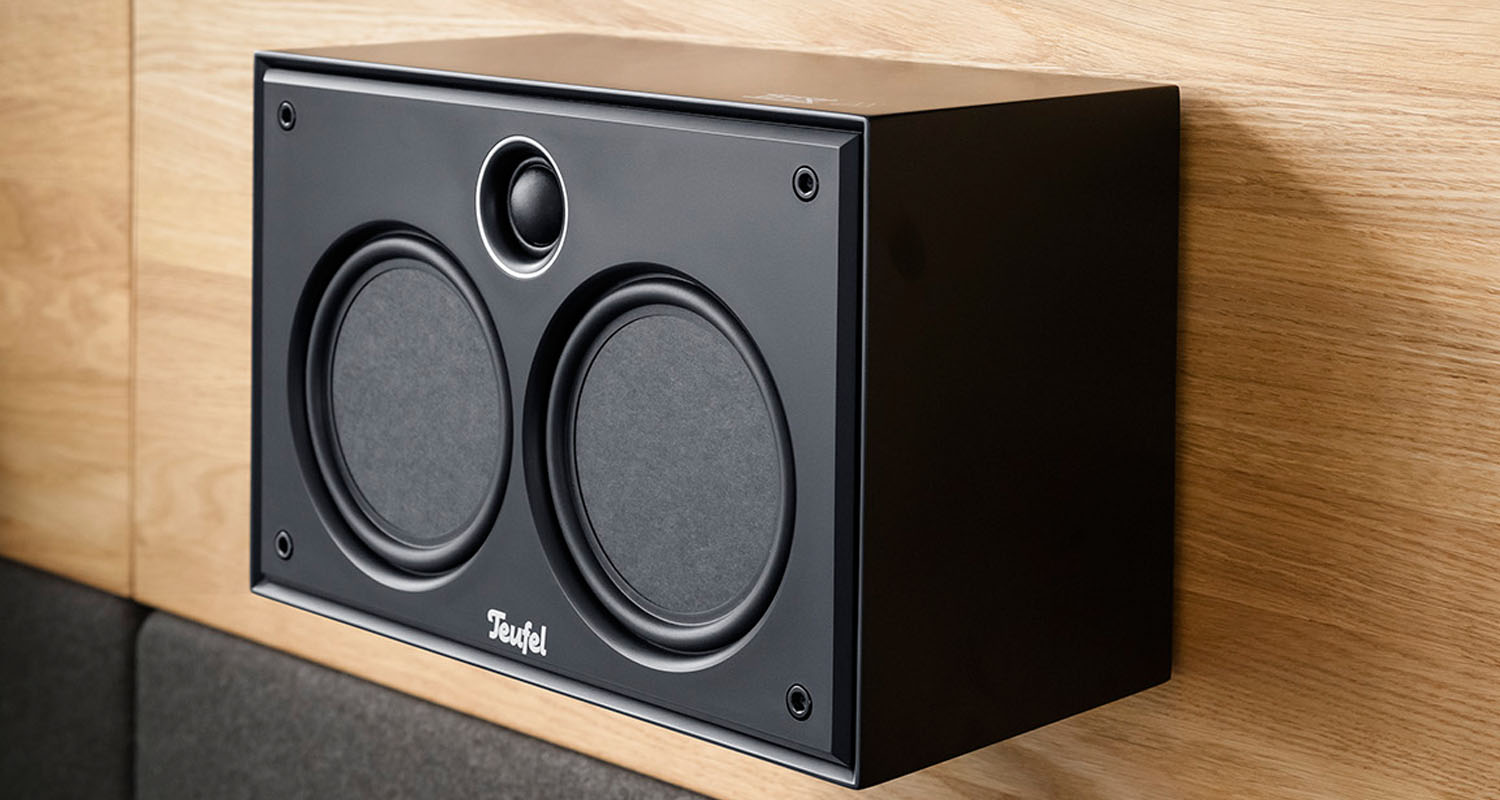 When to wall mount speakers