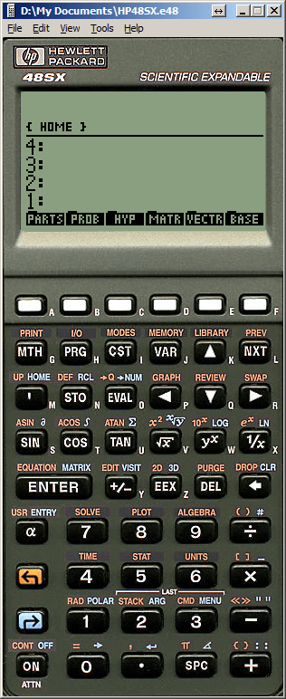 HP Calculators on Android, iPhone and Windows   TexasSwede