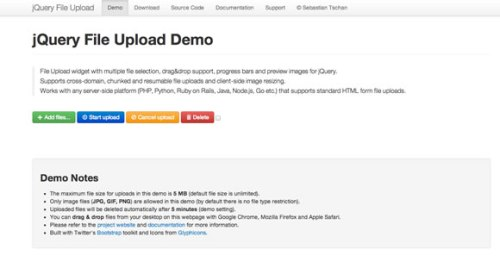 jquery-upload