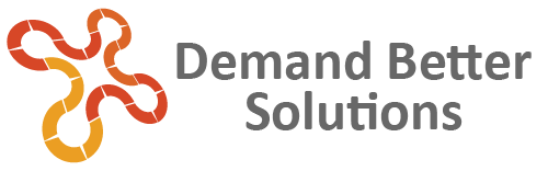 Demand Better Solutions Logo