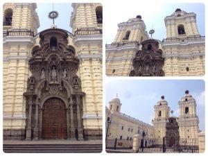 1988年世界遺産に登録されました。 1546年に建設が着手され、完成までには100年以上を費やしたそうです。