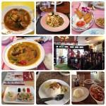 シンガポール、ミャンマーのお食事サマリー。