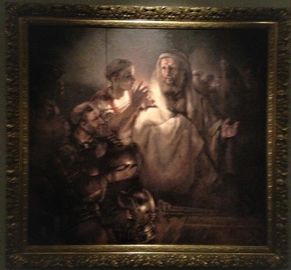 聖ペテロの否認
