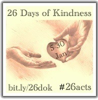 26 Days of Kindness