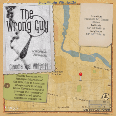 The Wrong Guy - Claudia Teal Whitsitt