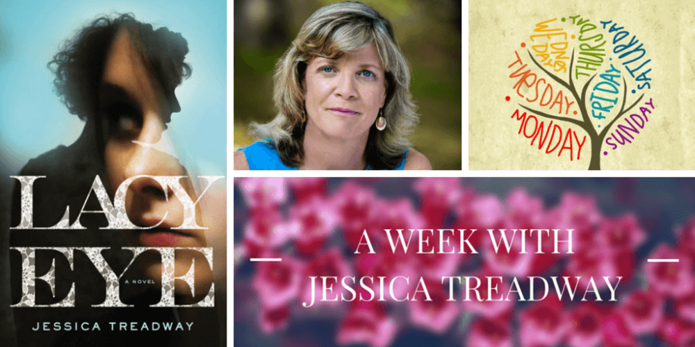 A Week with Jessica Treadway