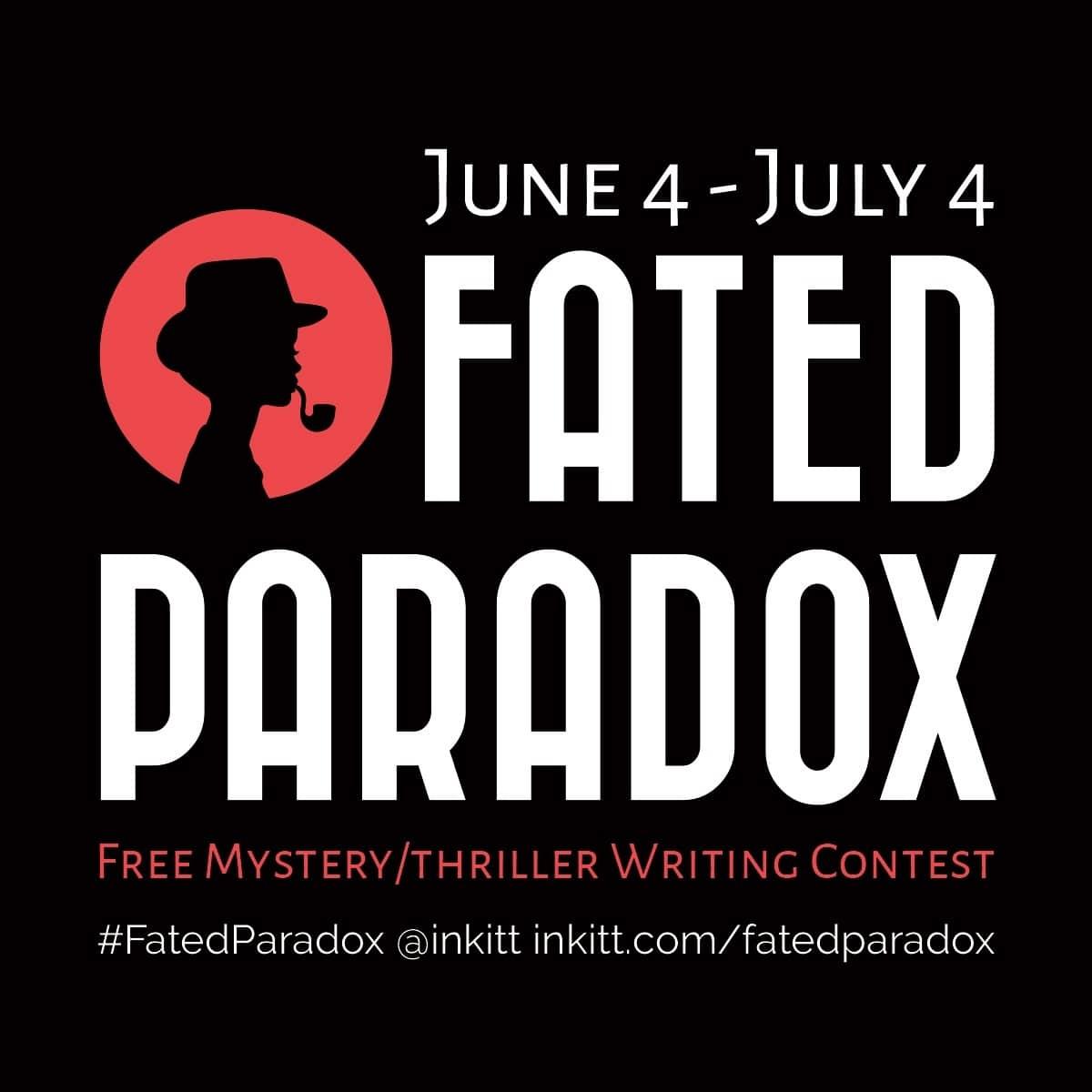 Inkitt: Fated Paradox Contest