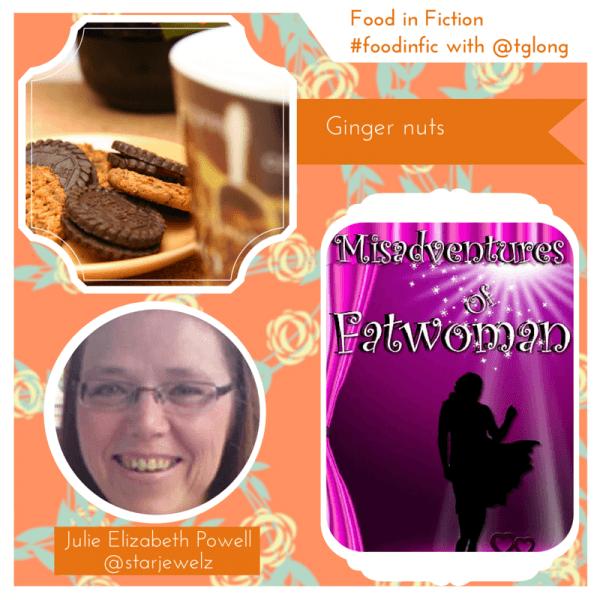 Food in Fiction: Julie Elizabeth Powell