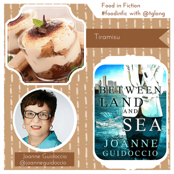 Food in Fiction: Joanne Guidoccio