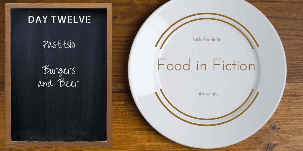 Food in Fiction: Day Twelve