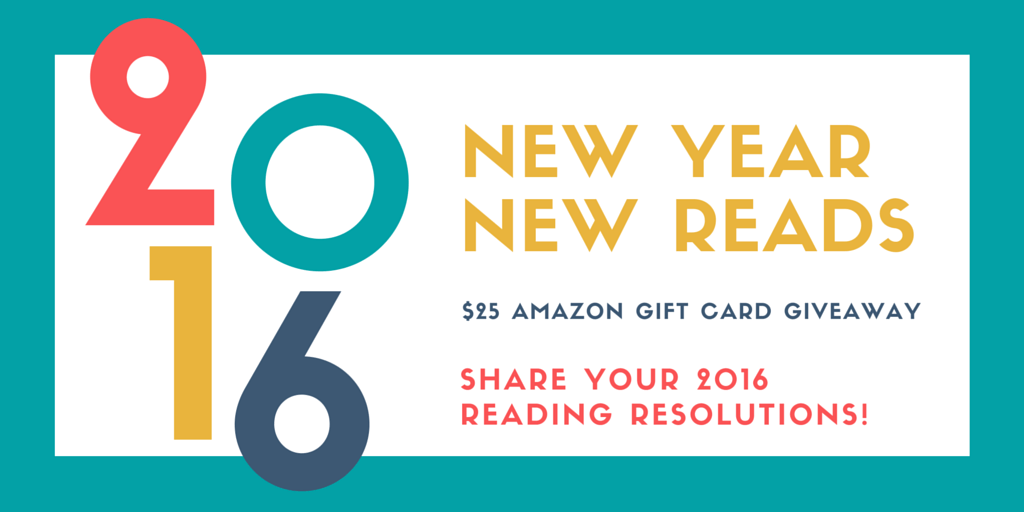 New Year, New Reads Giveaway