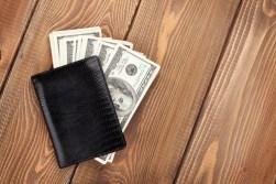 Characters' Secrets - Wallet
