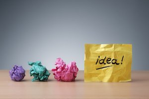 Rock the Writing Process - Brainstorming