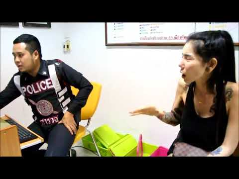 電子タバコのために逮捕されたタイのネットアイドル