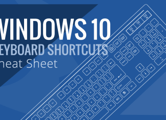 Windows 10 Kyeboard Shortcuts
