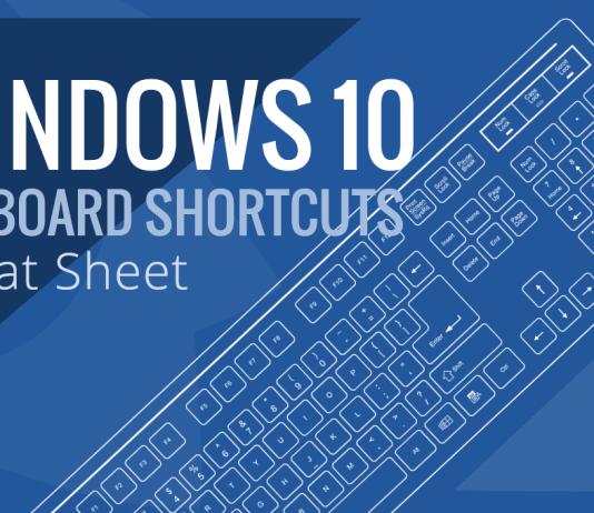 Windows 10 Kyeboard Shortcuts