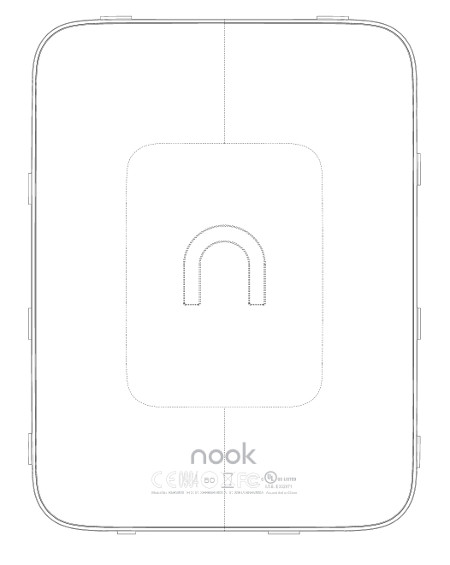 New Updated Nook Touch Shows up at FCC; Nook HD on Sale
