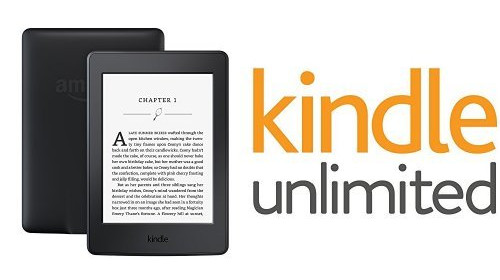 「kindle unlimited」の画像検索結果