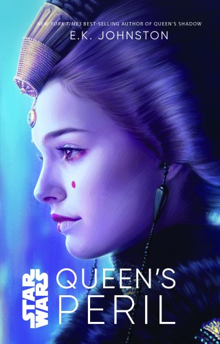 Cover of Queens Peril Cover