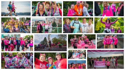 2015 Susan G. Komen Seattle 3-Day Photos