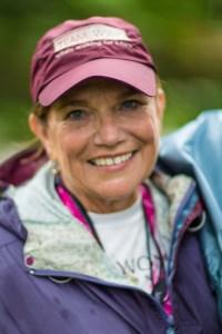 Walker Extraordinaire Cynthia Crisp on Boston 3-Day
