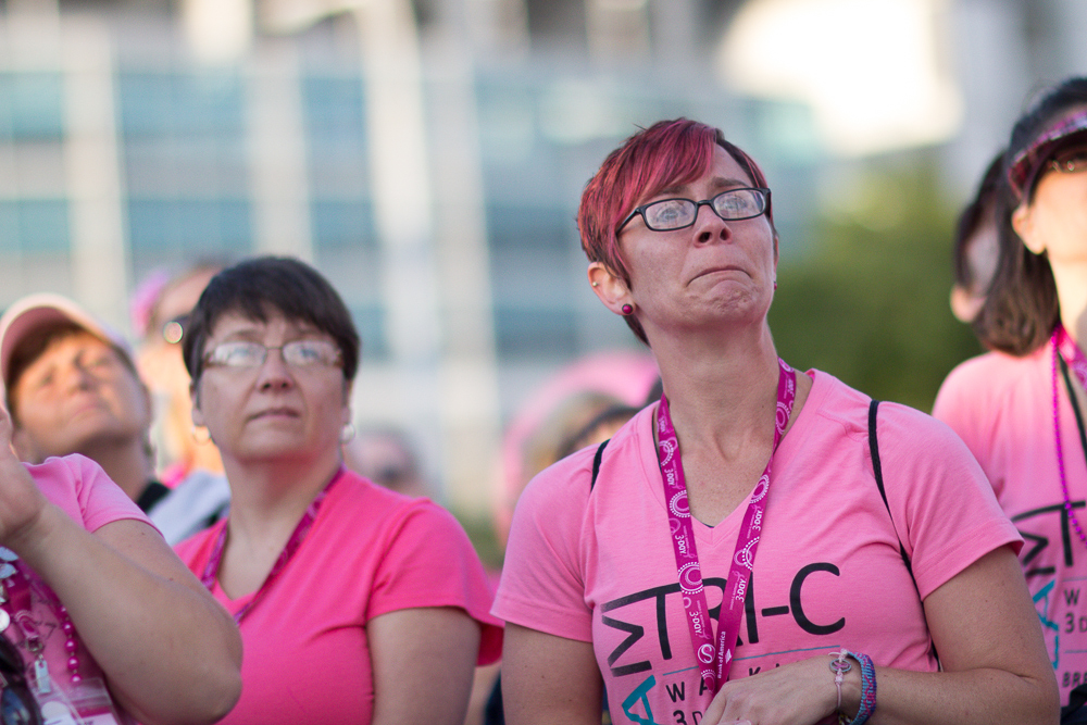 reflection 2013 Cleveland Susan G. Komen 3-Day breast cancer walk