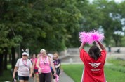 cheer 2013 Chicago Susan G. Komen 3-Day breast cancer walk