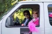 crew sweep van 2013 Michigan Susan G. Komen 3-Day breast cancer walk