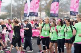 opening 2013 Philadelphia Susan G. Komen 3-Day breast cancer walk