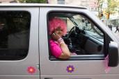 sweep van crew 2013 Philadelphia Susan G. Komen 3-Day breast cancer walk