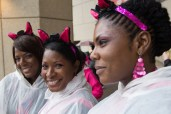 african ameri can women 2013 Washington DC d.c. Susan G. Komen 3-Day breast cancer walk