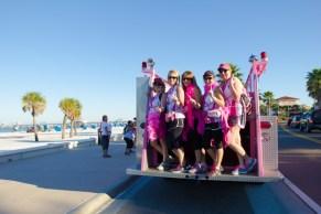 2013 Tampa Bay Susan G. Komen 3-Day breast cancer walk