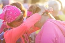 Pink bandana Susan G. Komen 3-Day Breast Cancer Walk