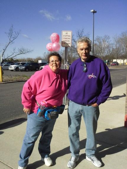 2014 susan g. komen 3-day breast cancer walk michigan training